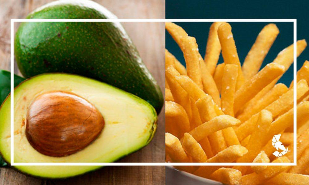 Gorduras boas vs ruins
