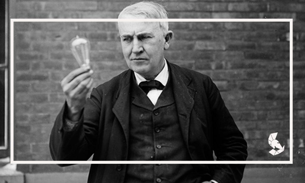 Podcast Motivacional A Fórmula de Sucesso de Thomas Edison