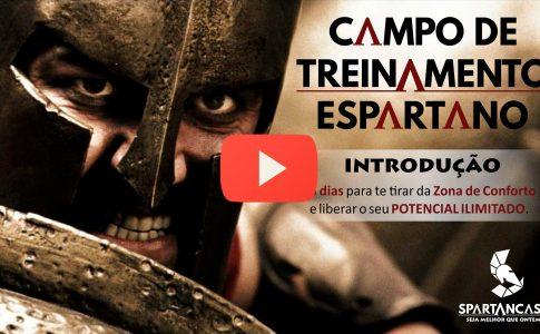 Introdução - Campo de Treinamento Espartano