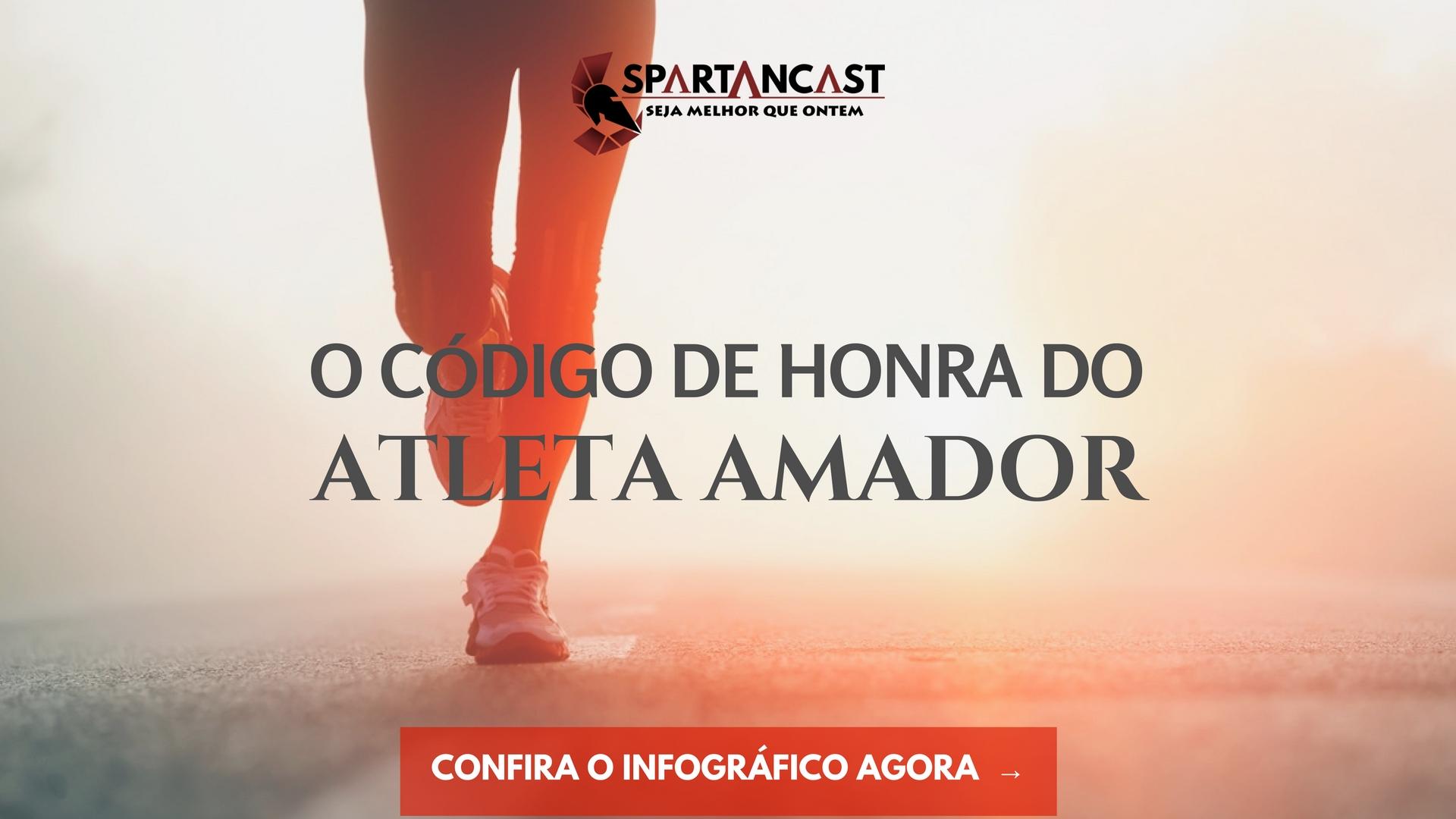 O Código de Honra do Atleta Amador