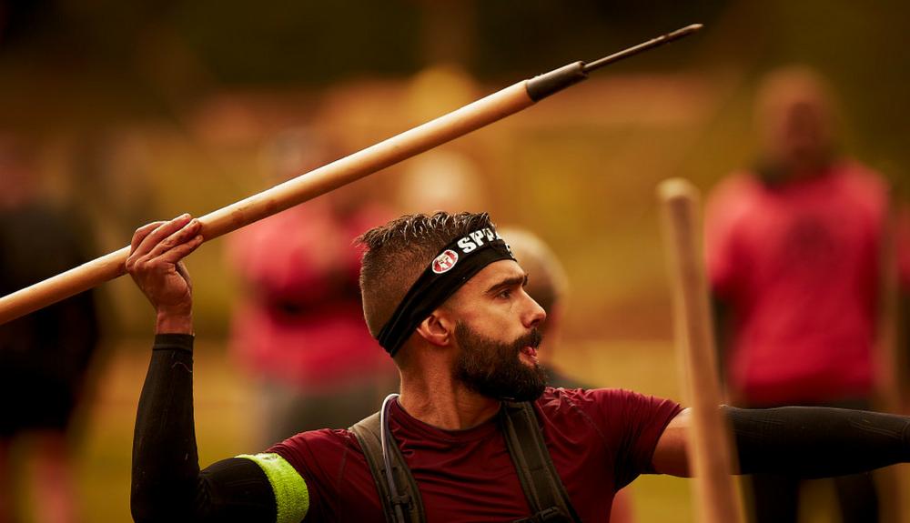 Spear Throw - Lançamento de Lança