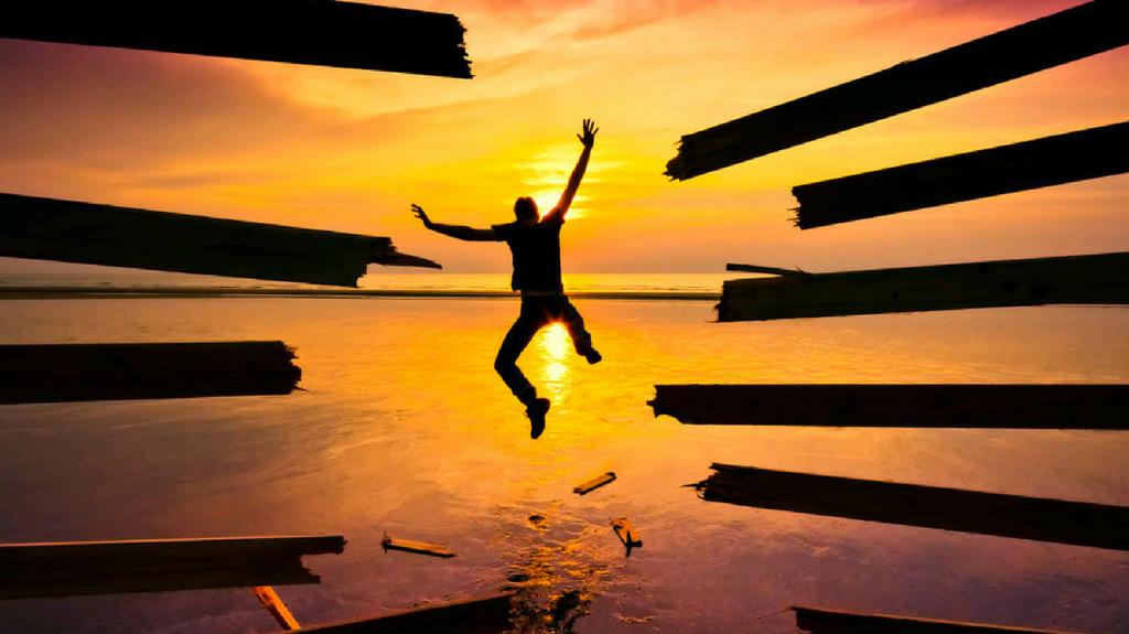 Motivacional - Liberte-se de si mesmo