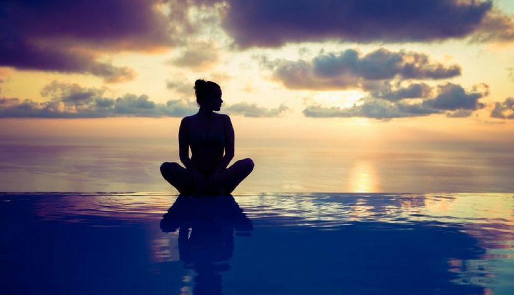 Como o corpo reage à meditação