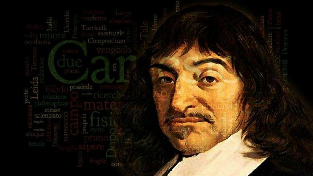 Nisto René Descartes estava errado