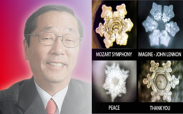 Dr. Massaru Emoto