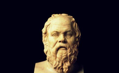 Sócrates e os dois estados de Ser
