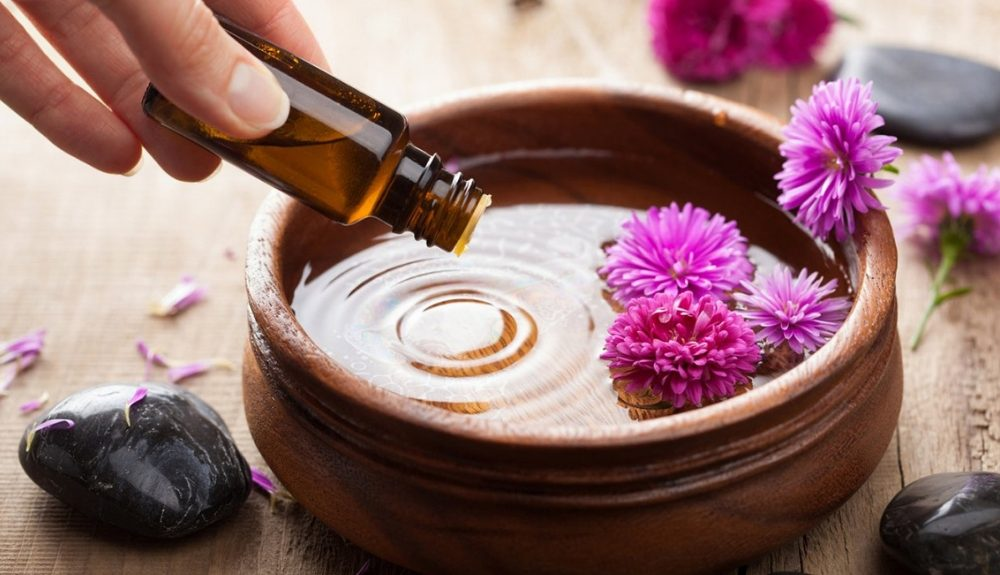 Aromaterapia - Aroma para Inspirar