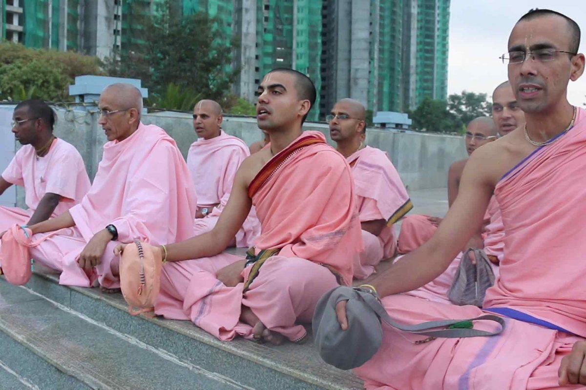 Meditação Hare Krishna