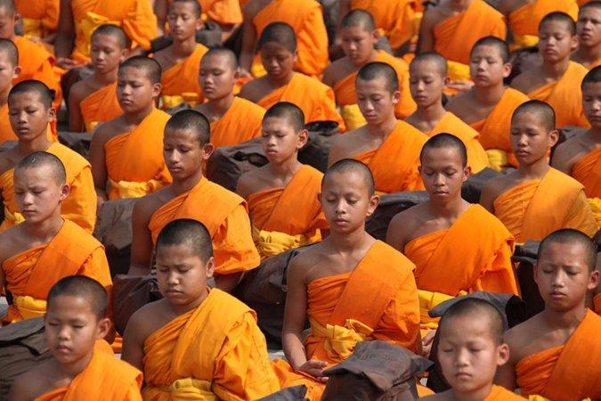 meditação budismo vipassana